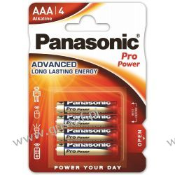 4 x Panasonic Pro Power LR03/AAA (blister)