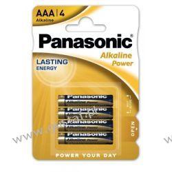 4 x Panasonic Alkaline Power LR03/AAA (blister) Inny sprzęt medyczny