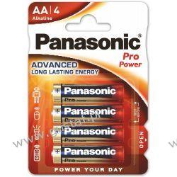 4 x Panasonic Alkaline PRO Power LR6/AA (blister) AA (R6)