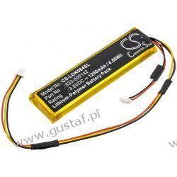 Logitech Craft / 533-000142 1200mAh 4.56Wh Li-Polymer 3.8V (Cameron Sino) JVC