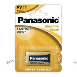 1 x Panasonic Alkaline Power 6LR61/9V (blister) 9V (6F22)