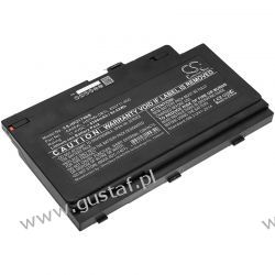 HP ZBook 17 G3 Mobile / 852527-221 8300mAh 94.62Wh Li-Ion 11.4V (Cameron Sino) HP, Compaq
