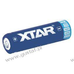 Akumulator Xtar 14500 / AA / R6 3,7V Li-ion 800mAh z zabezpieczeniem Zasilanie