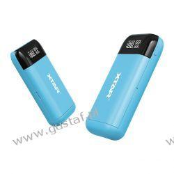 Ładowarka / power bank do akumulatorów cylindrycznych Li-ion 18650 / 20700 / 21700 / 26650 Xtar PB2S niebieski RTV i AGD