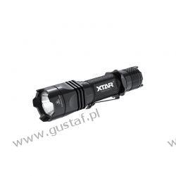 Latarka LED taktyczna Xtar TZ28 + akcesoria Turystyka
