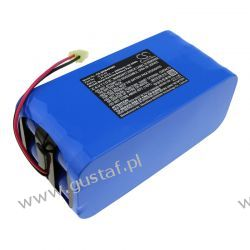Burdick Medic 4 Defibrillator / E-0143 2500mAh 60.00Wh Ni-MH 24.0V (Cameron Sino) Ładowarki