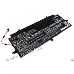 Toshiba KIRA 13 Kirabook / G71C000GG110 3300mAh 48.84Wh Li-Polymer 14.8V (Cameron Sino) Akcesoria (Laptop, PC)