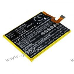 Philips Xenium S598 / AB4000CWMT 3900mAh 15.02Wh Li-Polymer 3.85V (Cameron Sino)