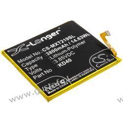 Motorola Moto G8 Plus / KD40 3800mAh 14.63Wh Li-Polymer 3.85V (Cameron Sino) Akcesoria GSM