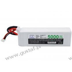 5000mAh 55.50Wh Li-Polymer 11.1V (Cameron Sino) Akumulatory