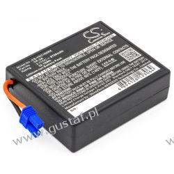 Yuneec H480 Drone Remote Control / 58-000160 8700mAh 32.19Wh Li-ion 3.7V (Cameron Sino) RTV i AGD