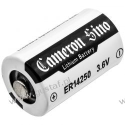 ER14250 12000mAh 4.32Wh Li-SOCl2 3.6V (Cameron Sino) RTV i AGD