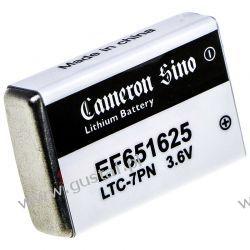 EF651625 750mAh 2.70Wh Li-SOCl2 3.6V (Cameron Sino) RTV i AGD
