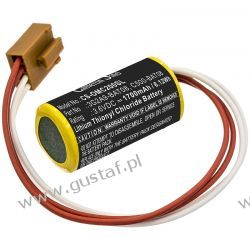Omron C1000H / 3G2A9-BAT08 1700mAh 6.12Wh Li-SOCl2 3.6V (Cameron Sino) RTV i AGD