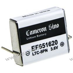 EF651620 550mAh 1.98Wh Li-Mn02 3.6V (Cameron Sino)