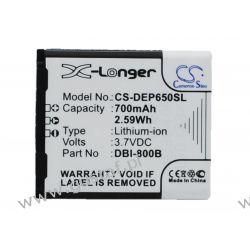 Doro Liberto 650 / DBI-800B 700mAh 2.59Wh Li-Ion 3.7V (Cameron Sino) Pozostałe