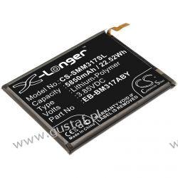 Samsung Galaxy M31 / EB-BM317ABY 5850mAh 22.52Wh Li-Polymer 3.85V (Cameron Sino) Samsung