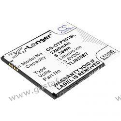 Alcatel A3 Plus / TLI025B7 2200mAh 8.36Wh Li-Ion 3.8V (Cameron Sino) Telefony i Akcesoria