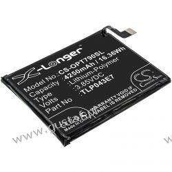 Alcatel T790Y / TLP043E7 4250mAh 16.36Wh Li-Polymer 3.85V (Cameron Sino)