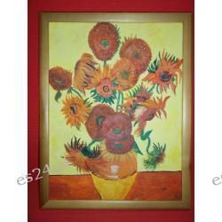 "OBRAZ"" Kopia Van Gogh"" 33x43"