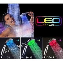 Zestaw prysznicowy LED - NOWOŚĆ !!!