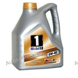 Olej silnikowy Mobil 0W40 4L.