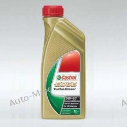 Olej silnikowy Castrol EDGE TD 5W40 1L.