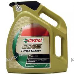 Olej silnikowy Castrol EDGE TD 5W40 5L.
