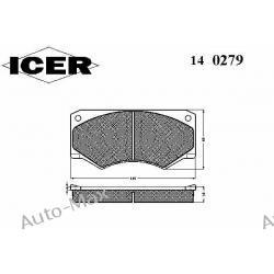 ICER 140279 MERCEDES BUS 207,208,209,210