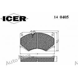 ICER 140405 MERCEDES 207D, VOLKSWAGEN LT 35,40,45