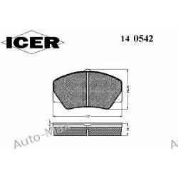 ICER 140542 FORD TRANSIT 80,100,115,120