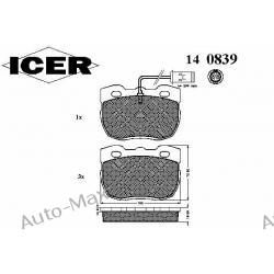 ICER 140839 LAND ROVER, DEFENDER, DISCOVERY I
