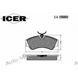 ICER 140880 VOLKSWAGEN T4/CARAVELLE
