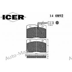 ICER 140315 IVECO 30.8, 32.8 89-