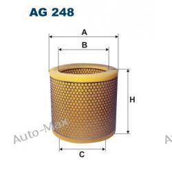 248 AG Filtr Powietrza