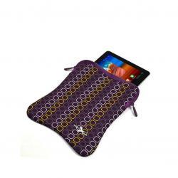 Nowe Etui na Tablet  fioletowe   10.1 cala