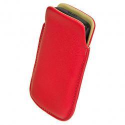 Etui eXtreme eco Czerwone I5800 Galaxy 3,iPhone 3G