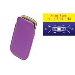 Nowe Etui eXtreme eco Fioletowe N8, i5800 Galaxy