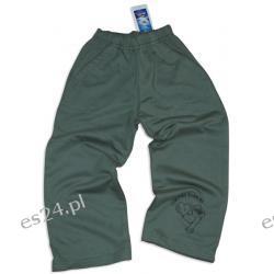 Spodnie dresowe chłopięce, 100 % bawełna, rozmiar 110