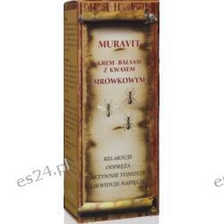 Eliksir krem-balsam z kwasem mrówkowym - Muravit