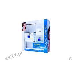 VICHY Aqualia Antiox Antyoksydacyjny Fluid rozświetlajcy+ Preparat do demkakijażu 3w1 + Nutriextra żel (40+100+100ml)