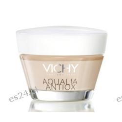 Vichy AQUALIA ANTIOX Antyoksydacyjny krem nadający promienny wygląd, 24-godzinne nawilżenie (50ml)