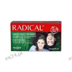 Radical, Preparat witaminowo-ziołowy