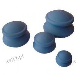 Bańki gumowe bezogniowe akupunkturowe 4szt.