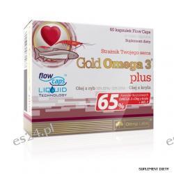 Omega Gold Omega 3 plus