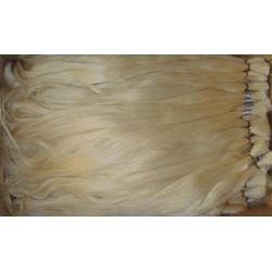 Włosy Słowiańskie - Rosyjskie Kucyk Dł. 50cm 50gr