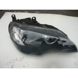 BMW E71 X5 prawa lampa xenon skrętny dynamic