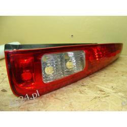 Ford Fusion 5D prawa lampa tył tylnia