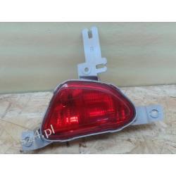 Mazda2 lampa przeciwgielna w zderzak tył pozycyjne Mazda 2
