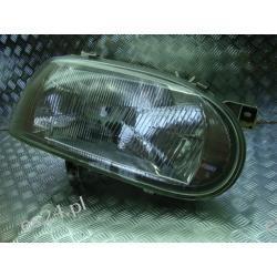 VW Golf III prawa kompletna lampa przód ORYGINAŁ